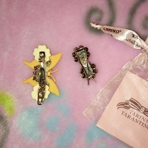Tarina Tarantino Accessories - 2 barrettes hair clips